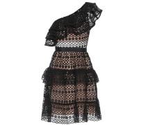 Minikleid aus Guipure-Spitze