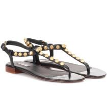 Sandalen Giant aus Leder