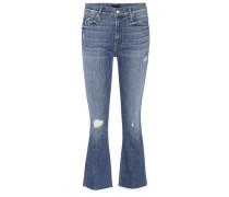 Jeans Insider Crop Fray