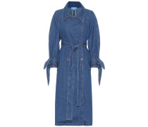 Trenchcoat Audie aus Denim