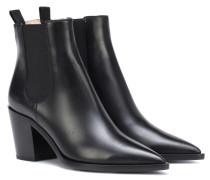 Ankle Boots Romney aus Leder