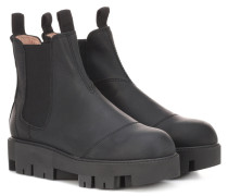Chelsea Boots Tillay Waxed aus Leder