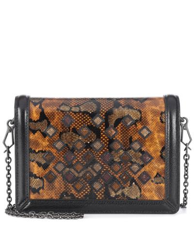 Neuer Stil Beste Online Bottega Veneta Damen Schultertasche Montebello Mini Verkauf Eastbay Günstig Kaufen XGbNvIl