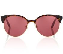 Runde Sonnenbrille C de Cartier