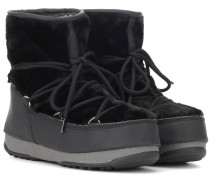 Exklusiv bei Mytheresa – Ankle Boots Monaco Low Fur