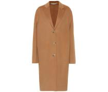 Mantel Avalon aus Wolle und Cashmere