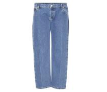 Cropped Jeans Rockabilly