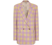 Karierter Blazer Everynight