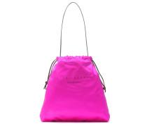 Bucket-Bag Small Drawstring
