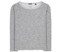 Sweater aus einem Baumwollgemisch