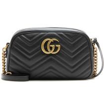 Tasche GG Marmont aus Leder