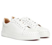 Sneakers Vieira Spikes aus Leder
