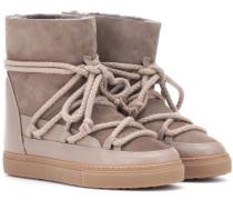 Ankle Boots Classic Low aus Leder