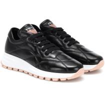 Sneakers PRAX-01 aus Leder