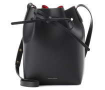 Bucket-Bag Mini aus Leder
