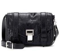 Schultertasche Zip PS1+ Mini aus Leder