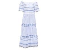 Kleid Tiki aus Baumwolle
