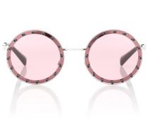 Exklusiv bei Mytheresa – Verzierte Sonnenbrille