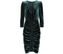 Kleid Bruna aus Samt