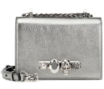 Schultertasche Jewelled Small