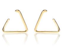 Ohrringe Tipi aus 18kt Gelbgold