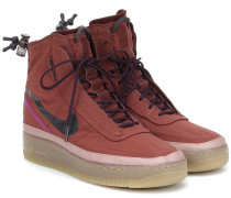 Sneakers Air Force 1 aus Shell