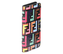 Hülle für iPhone 7 Plus aus Lackleder