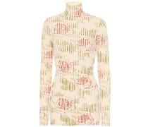 Rollkragenpullover aus Baumwolle