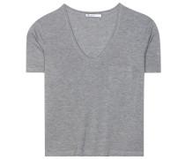 T-Shirt aus Jersey