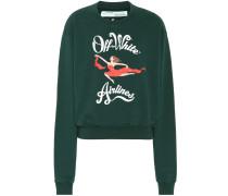 Sweatshirt Airlines aus Baumwolle