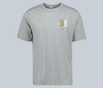 T-Shirt Hesford aus Baumwolle