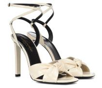 Sandalen Amy aus Lackleder