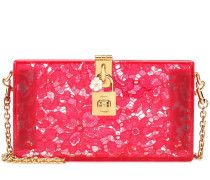 Verzierte Clutch Dolce Box