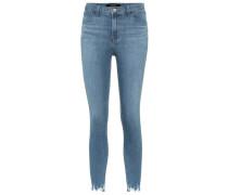 High-Rise Skinny Jeans Alana