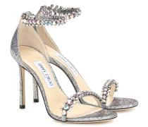 Sandalen Shiloh 100 aus Glitter