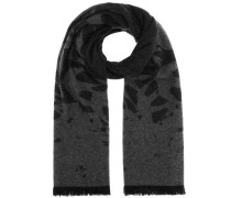 McQ Alexander McQueen Schal aus einem Wollgemisch