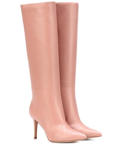 Günstiger Preis Aus Deutschland Gianvito Rossi Damen Stiefel Suzan 85 aus Leder Verkauf Großer Verkauf Billig Verkauf Hochwertiger Großhandelspreis Günstig Online M2mlZXsTX