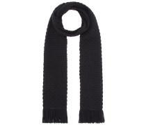 Schal aus einem Woll-Seidengemisch