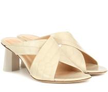 Sandalen Jaz aus Leder
