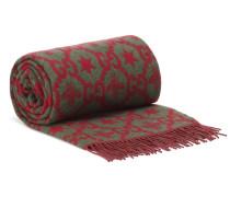Decke aus Wolle