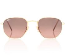 Sonnenbrille RB3548N Hexagonal Flat