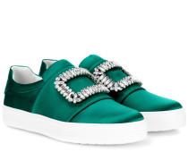 Sneakers Sneaky Viv' aus Satin