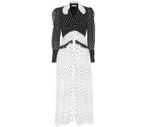 Kleid Yvette aus Seersucker