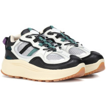 Sneakers Jet Combo aus Leder