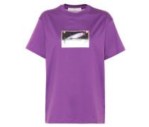 T-Shirt Golden aus Baumwolle