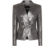 Metallic-Blazer