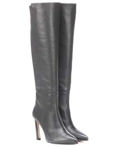 Stiefel Demi 100 aus Leder