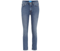 High-Rise Straight Jeans Niki