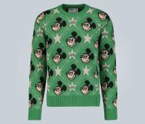 Disney x Intarsien-Pullover