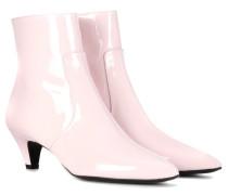 Ankle Boots Kat aus Lackleder